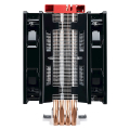 coolermaster hyper 212 led turbo cpu fan red extra photo 4