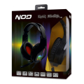 nod iron sound v2 gaming headset with running rgb adapter extra photo 4