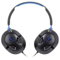 turtle beach recon 50p black over ear stereo gaming headset tbs 3303 02 extra photo 2