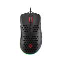 genesis nmg 1680 krypton 550 8000dpi rgb light weight gaming mouse black extra photo 2