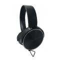 rebeltec wired headphones magico black extra photo 4