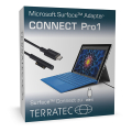 terratec 310536 connect pro1 microsoft surface pro power cable extra photo 2