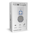 terratec 324192 hold me echo wall mount for amazon echo dot 3rd generation extra photo 1