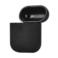terratec 306849 air box for apple airpods fabric black extra photo 1