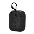 terratec 306849 air box for apple airpods fabric black extra photo 3