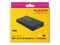 delock 62581 adapter usb 30 displayport 12 4k extra photo 3