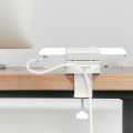 logilink kab0067 table mount clamp on cable organizer extra photo 6