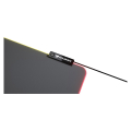 cougar 3mneomat0001 neon rgb gaming mouse pad black extra photo 3