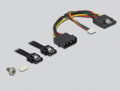 delock 47192 mobile rack bracket for 1 x 25 sata hdd extra photo 4
