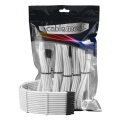 cablemod pro modmesh cable extension kit white extra photo 2