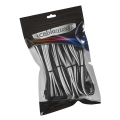 cablemod classic modmesh cable extension kit 8 8 series black extra photo 1
