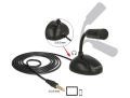 delock 65872 condenser microphone omni directional for smartphone tablet extra photo 2