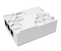 akasa gem pro pi 4 aluminium case for raspberry pi 4 model b extra photo 3
