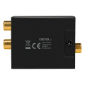 logilink ca0102 analog l r to digital coaxial and toslink audio converter extra photo 3