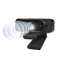 logilink ua0381 full hd webcam 96 dual microphone privacy cover extra photo 4