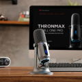 thronmax m2g mdrill one 48 khz slate grey extra photo 4
