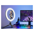 tracer led ring light 26cm with mini tripod traosw46747 extra photo 4