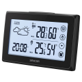 sencor sws 2850 color weather station with wireless temperature and humidity sensor extra photo 2
