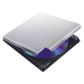 pioneer external blu ray recorder bdr xd07ts usb silver extra photo 1