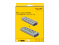 delock 63264 usb 32 gen 1 hub with 7 ports 1 fast charging port 1 usb c pd 30 port with switc extra photo 4