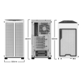 case be quiet pure base 500dx white extra photo 1