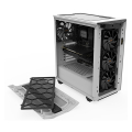 case be quiet pure base 500dx white extra photo 3