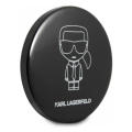 karl lagerfeld cover iconic bundle for apple airpods pro powerbank 2000 ma black klbppboapk extra photo 2