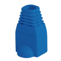 lanberg strain relief rj45 boot cap blue 100 pack extra photo 2