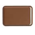 4smarts magnetic ultimag case for credit cards with rfid blocker brown extra photo 1
