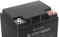armac 12v 40ah ups battery extra photo 1