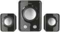 trust 21525 ziva compact 21 speaker set black extra photo 1
