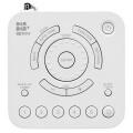 sony xdr v20dw portable dab dab clock radio white extra photo 1