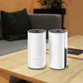tp link deco m4 ac1200 whole home mesh wi fi system 2 pack extra photo 2