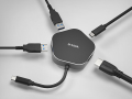 d link dub m420 4 in 1 usb c hub with hdmi and power delivery extra photo 1