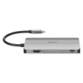 d link dub m610 6 in 1 usb c hub with hdmi card reader power delivery extra photo 2
