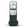 gigaset a690 ip cordless voip phone black extra photo 1