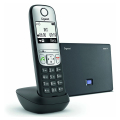 gigaset a690 ip cordless voip phone black extra photo 3