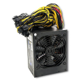 qoltec atx power supply 1600w 80 plus gold bitcoin miner extra photo 2