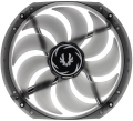 bitfenix spectre 230mm fan red led black extra photo 1