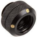 bitspower g1 4 carbon black enhance multi link for od 12mm extra photo 1