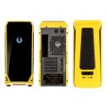 case bitfenix aegis micro atx yellow black extra photo 2