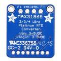 adafruit pt100 rtd temperature sensor amplifier max31865 extra photo 1