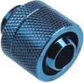 bitspower compression fitting 1 4 inch to id 10mm royal blue extra photo 1