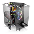 case thermaltake core p90 tempered glass edition black extra photo 5