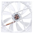 thermaltake pure 14 led red fan 140mm extra photo 1