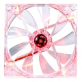 thermaltake pure 14 led red fan 140mm extra photo 2