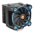 thermaltake riing silent 12 pro blue cpu cooler 120mm extra photo 5