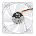 thermaltake pure 8 led blue fan 80mm extra photo 1