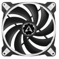 arctic bionix f140 gaming fan with pwm pst 140mm white extra photo 1