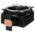 arctic freezer 33 esports one tower cpu cooler with bionix fan white extra photo 2